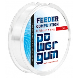 Feeder  Power Gum 10 m 0,6 mm