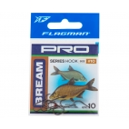Kabliukai Flagman Bream Hook Size12
