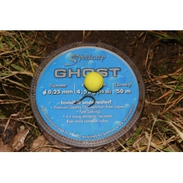 Valas Fluorocarbon Ghost 50 M