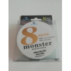 Pintas valas Monster PE 8 braid 150 m