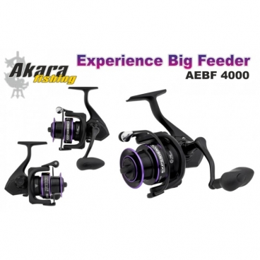 Ritė AKARA Experience Big Feeder 4000