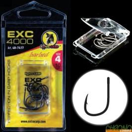 EXC 4000 Kabliukai size 10