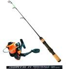 Mistrall North F1 Ice Rod